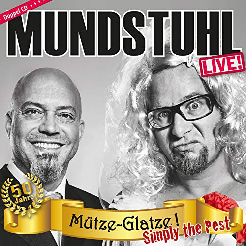 Mütze-Glatze! Simply The Pest (Live) [Explicit] (Glatze-mütze)