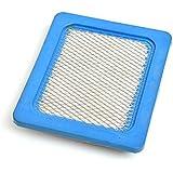 cisno cartucho de filtro de filtros de aire para Briggs & Stratton 491588S 625–1575serie