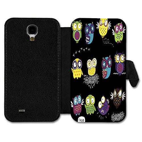 Book Style Flip Handy Tasche Case Schutz Hülle Schale Motiv Etui für Apple iPhone 6 - 4,7 Zoll - A6 Design7 Design 16