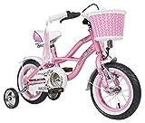 BIKESTAR® Premium Design Kinderfahrrad für coole Kids ab 3 Jahren ★ 12er Deluxe Cruiser Edition...