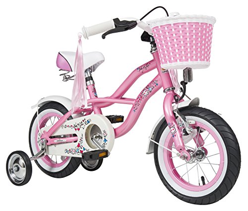 BIKESTAR-Premium-Vlo-pour-enfants--partir-denv-3--Edition-Deluxe-Cruiser-12--Couleur-Rose