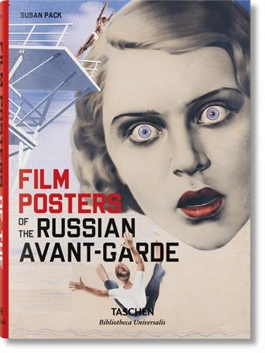 Film Posters of the Russian Avant-Garde (Bibliotheca Universalis) Buch-Cover