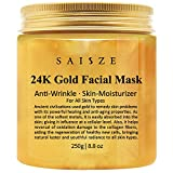 Cosprof 24K Gold Facial Mask for Anti Wrinkle Anti Aging Facial...