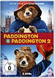 DVD Cover 'Paddington & Paddington 2 [2 DVDs]