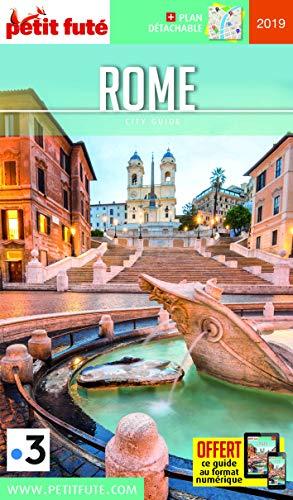 Petit Futé Rome (1Plan détachable)