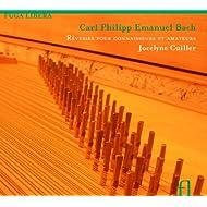 C.P.E. Bach: Rêveries pour connaisseurs et amateurs