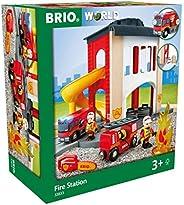 BRIO 33833 Fire Station