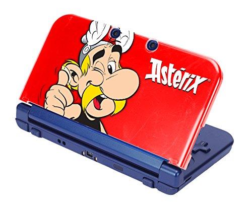 Subsonic Coque Asterix Pour New 3DS XL-Rouge [Importación Francesa]