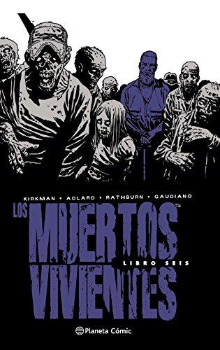 Portadas de los muertos vivientes volumen 6