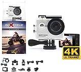 GoXtreme Pioneer Action-Kamera, 4K/10FPS 1080/30FPS