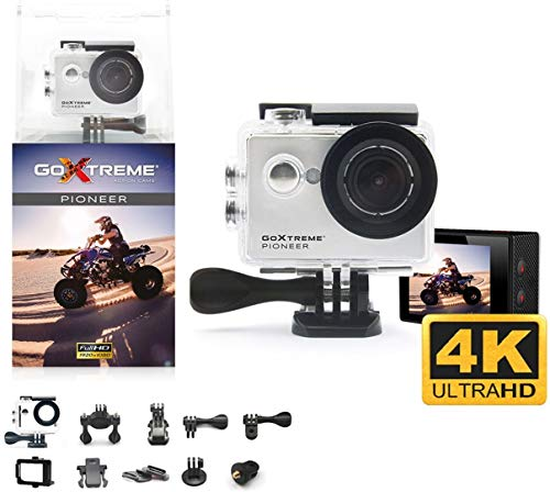 GoXtreme Pioneer Action Cam 4K - Wlan 802.11 G