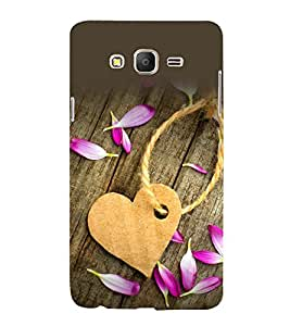 printtech Superfast Car Back Case Cover for Samsung Galaxy On7