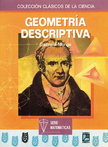 Geometria Descriptiva/Descriptive Geometry por Gaspard Monge