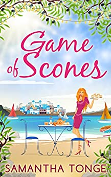 Game Of Scones (The Little Teashop) by [Tonge, Samantha]