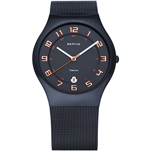 Bering Unisex Adult Watch 11937-393