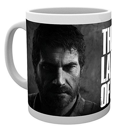 Price comparison product image GB eye Limited The Last of Us Black and White Mug, Multi-Colour