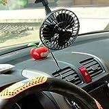 Prettygood7NEUF Portable ventilateur de voiture 12V Auto Mini glacière avec...