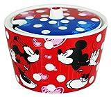 Boite à Sucre Minnie / Mickey - Diamètre : 9cm