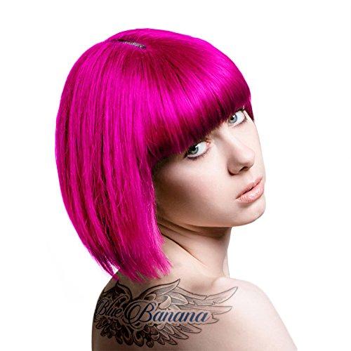 2 x Stargazer Semi Permanent Shocking Pink Hair Colour Dye