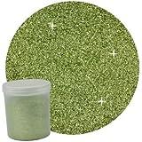 Beauties Factory 300g Bottle Nail Art Glitter - LIGHT GREEN CODE: #360LTG
