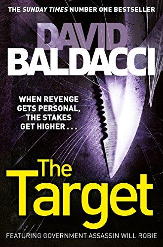 Buchseite und Rezensionen zu 'The Target (Will Robie series, Band 3)' von David Baldacci