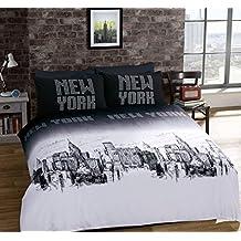 New York Duvet Set
