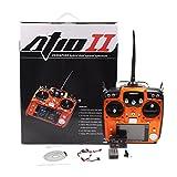 RadioLink AT10II Transmetteur AT10 RC amélioré Télécommande 2.4G 10CH avec récepteur R10DII pour RC Drone