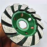 Latinaric 100mm Diamant Schleiftopf Beton Schalen Rad Disc Betonmauerstein Trennscheibe - 6