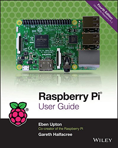 Raspberry Pi User Guide (English Edition) (Raspberry Pi Benutzer)