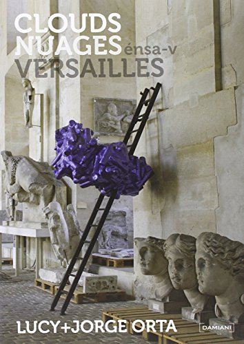 Clouds / Nuages. énsa-v Versailles. par Lucy Orta