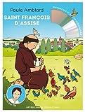 Saint François d'Assise: raconté par Téo (livre et CD audio)