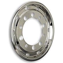 Hansen Styling Parts Tapacubos 22,5 pulgadas universal para brei treifen 11,75