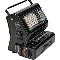 PORTABLE FISHING CAMPING GAS HEATER BARBEQUE BBQ