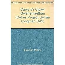Carys a'r Cipiwr Gwahaniaethau (Cyfres Project Llyfrau Longman CA2)