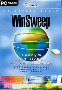 PC-Safety-Tools - WinSweep - Anonym und sicher durchs Internet