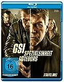 GSI - Spezialeinheit Göteborg - Staffel 3 [Blu-ray] [Alemania]