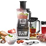 Nutri Ninja Complete Kitchen System with Nutri Ninja 1500W - BL682 (With Chute)