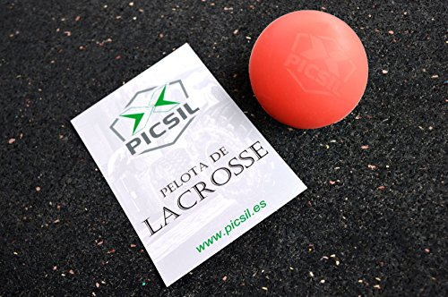 Zoom IMG-1 picsil lacrosse ball