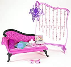 Barbie My House Basic Furniture - Barbie Glam Daybed