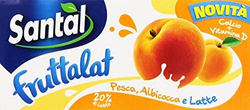 santal-fruttalat-bevanda-pesca-albicocca-e-latte-8-confezioni-da-3-pezzi-da-200-ml-24-pezzi-4800-ml