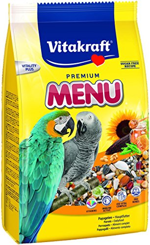 Vitakraft b-08310 Menu perroquets – 1 kg