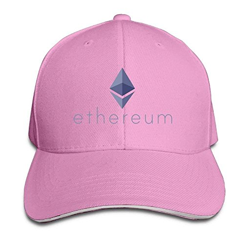179b7e66577 errterfte Cool Ethereum Peaked Cap 100% Cotton Size Adult Personalized Hat  Comfortable Adjustable