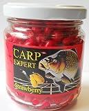 Carp Expert Mais im Glas Rot Erdbeere 120g Sweetcorn Angelmais Mais