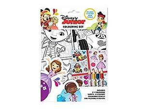 Anker djcst Disney Junior Set para Colorear