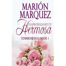 Inapropiadamente hermosa, Mía en silencio (Confesiones en la noche 01, 02) - Marion Márquez (Rom) 51fP7So0rCL._AC_US218_