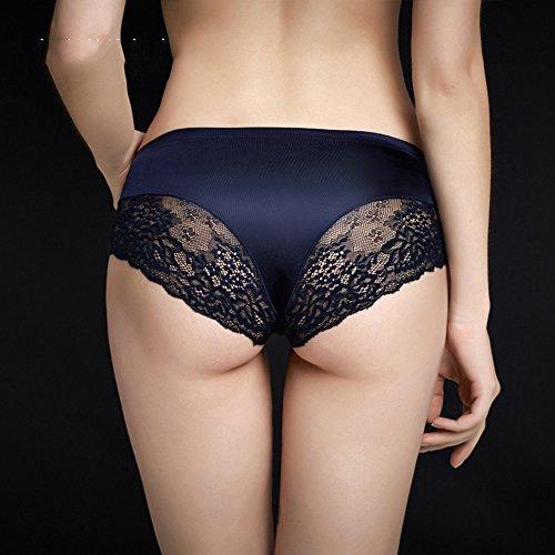 YUCH Damen - unterwäsche Luxus - Spitze naht, Nahtlose unterwäsche,5, l