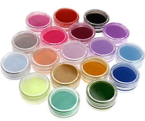 18tlg-x-uv-mischung-farben-nagel-art-kunst-tips-3d-acryl-pulver-set-werkzeug