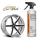 RRC Car Wash Auto Cockpitpflege 1L Matteffect Antistatisch Profi Spray mit Neuwagenduft