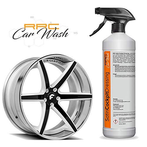 Preisvergleich Produktbild RRC Car Wash Auto Cockpitpflege 1L Matteffect Antistatisch Profi Spray mit Neuwagenduft