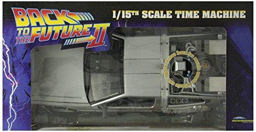 Diamond Select Zurück in die Zukunft: Time Machine Mark I Auto (In Die Zurück Zukunft-zubehör)
